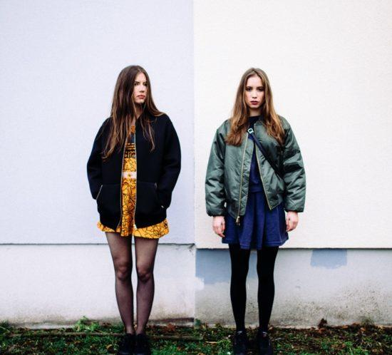 Blickdichte und transparente Strumpfhosen: Small Invisibla Fran und Opaque Jules von Too Hot To Hide