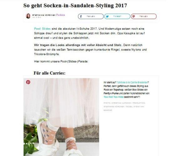 stylight.de, feature, Too Hot To Hide, 2H2H