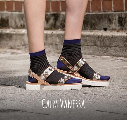Diese super-comfy Söckchen bestehen aus softer Viskose. Sie passen zu jedem Outfit und sind total entspannt – wie Vanessa von unserem Nachbar-Startup.