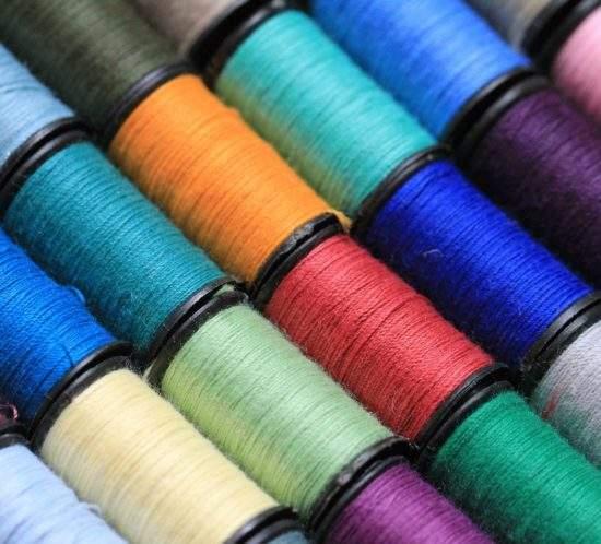 Garnrollen - Material für Socken