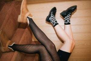 Söckchen und Strumpfhosen von Too Hot To Hide