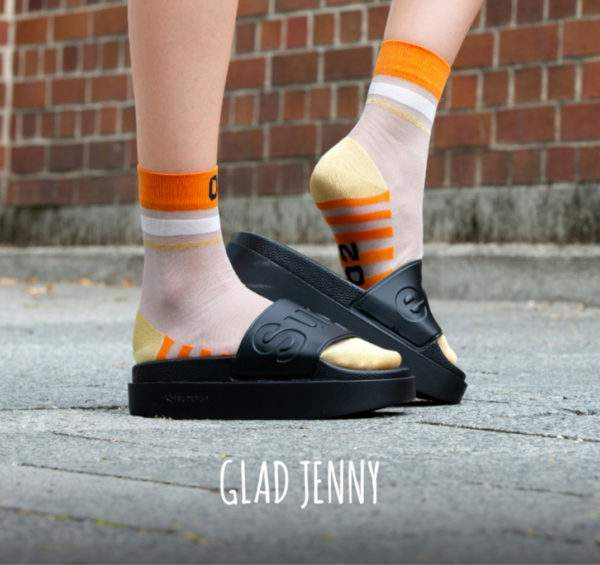 Glad Jenny: too hot to hide