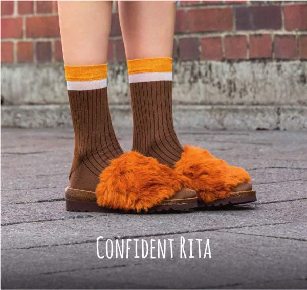 Confident Rita braun