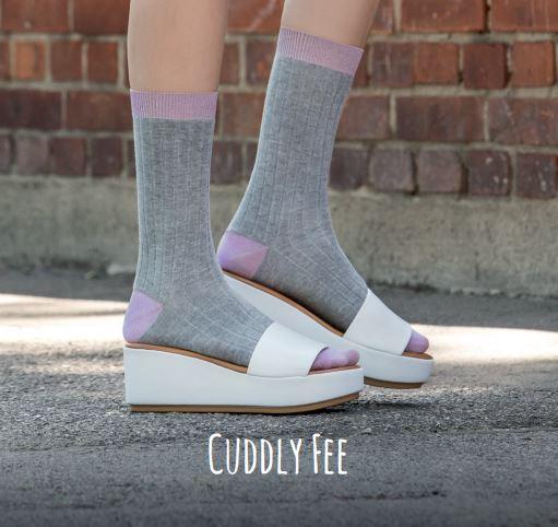 Cuddly Fee grey melange